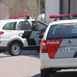 Polícia Militar realiza simulação de furto a caixa eletrônico