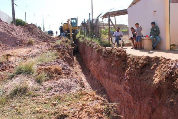 Objetivo é empregar recursos como contrapartida em obras como as de infraestrutura no Parque das Laranjeiras (Foto: Everton Zaniboni / Arquivo)