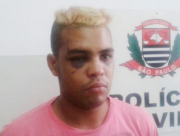 Willian Cotrim brigou com vizinho e agrediu a própria mãe (Foto: Divulgação)