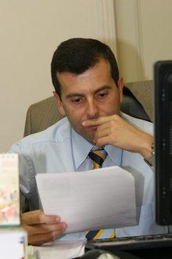 Conselho devolveu o processo ao promotor Rogério Filócomo (Foto: Arquivo)