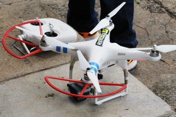 Drone site