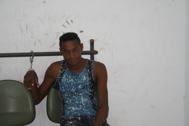 Tiago Theodoro da Fonseca foi preso sob acusação de homicídio