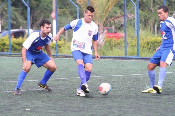 Unidos do Novacoop venceu o Aliança por 7 a 3, em jogo válido pelas quartas de final da Copa. (Foto: Diego Ortiz)