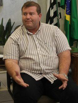 Wilson Rogério já havia sido flagrado com arma no ano passado (Foto: Arquivo)