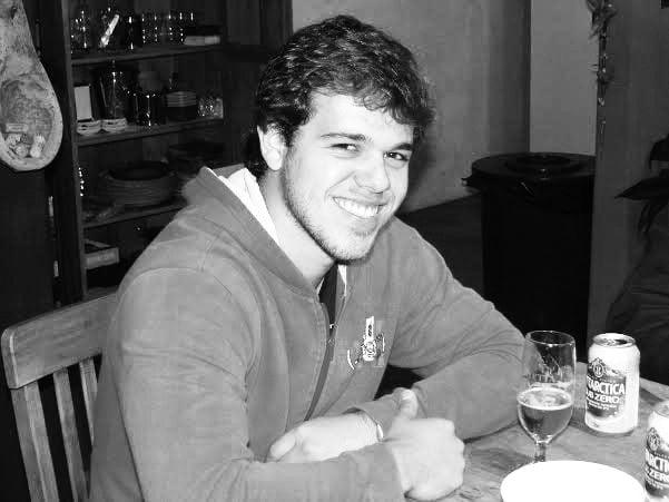 O advogado Lorenzo Moraes foi morto com uma facada no pescoço em março de 2014