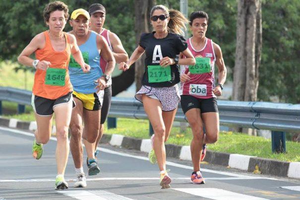 Mirlene Picin registrou tempo de 33 minutos e cinco segundos. (Foto: Noblu Sports Campinas)