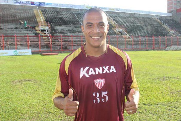 Serginho, que disputou o Paulistão pelo Linense, está de volta ao Mogi. (Foto: Assessoria MMEC)
