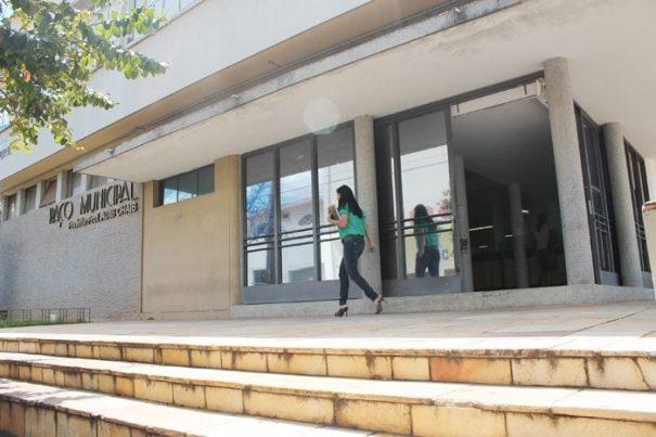 """Paço Municipal continua abrigando o Gabinete do Prefeito; no local será instalado o """"Agiliza"""" (Foto: Arquivo)"""