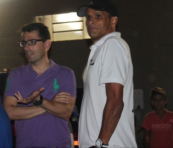 Advogado Betellen e Rivaldo, que investe com empréstimos.(Foto: Arquivo)
