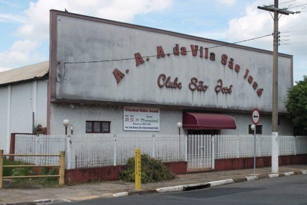 O imóvel da sede social do Clube São José está à venda por R$ 1,1 milhão (Foto: Arquivo)