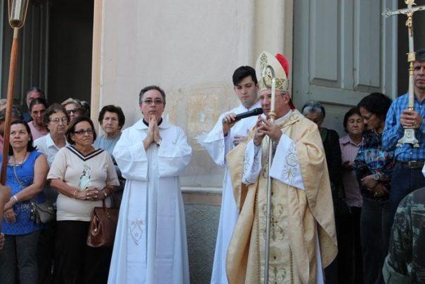 Bispo irá permanecer como administrador diocesano até sua posse em Santo André (Foto: Arquivo)