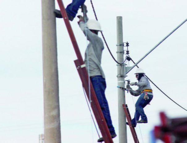 Concessionária informou que a manutenção em alguns pontos da cidade já estão sendo feitas (Foto: Arquivo)