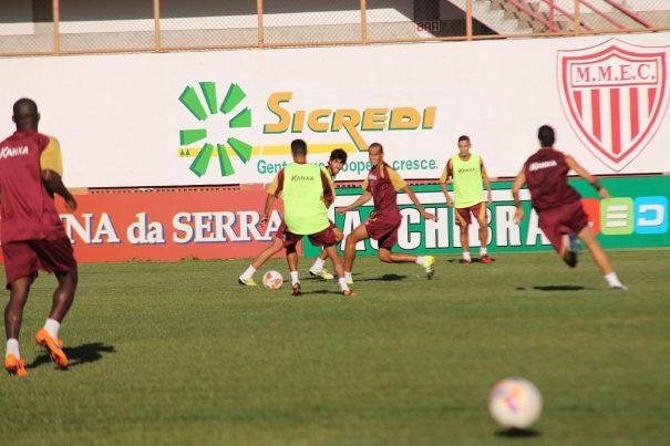 Gramado do Estádio Romildo Vitor Borba Ferreira será modernizado. (Foto: Diego Ortiz)