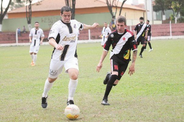 Tucurense empatou com Santa Cruz e terá vantagem na semifinal se no mínimo empatar domingo. (Foto: Diego Ortiz)