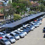 Como montar um estacionamento