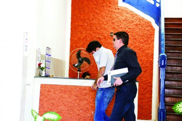 Em depoimento formal à polícia, Bocão alegou inocência e negou qualquer envolvimento na morte de Adson da Silva Santos