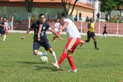 Transmogi derrotou o Unidos do Bairro Garcez nos dois confrontos das semifinais da Série B. (Foto: Diego Ortiz)