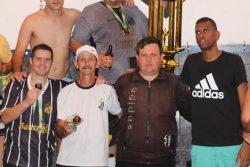Tibúrcio, Dinho, Bombarda e Maurício: 4 Amadores pelo clube. (Foto: Diego Ortiz)