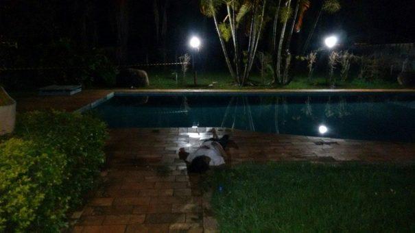 Doméstica se afogou na piscina; Este foi o primeiro caso de afogamento da semana, sendo que o segundo ocorreu em um riacho do Jardim Maria Beatriz