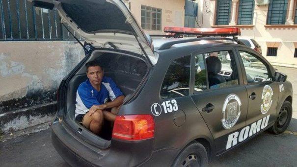 Joel Francisco da Silva, mais conhecido como Paco, estava foragido da penitenciária de Itirapina, desde o dia 13 de outubro (Foto: Divulgação)