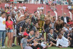 Empate contra o Kokobongo/Elite foi suficiente para a equipe da Tucurense assegurar a conquista. (Foto: Diego Ortiz)