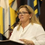 Vereadora Maria Helena, do MDB, deve apoiar Paulo Silva, do PDT, para prefeito