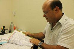 Vereador Dr. Ary Macedo contestou o termo 'privatização' (Foto: Ana Paula Meneghetti)
