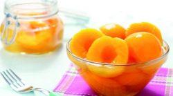 Sobremesa: frutas em compotas (Foto: Divulgação)