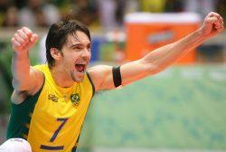 Com carreira brilhante, Giba colecionou conquistas expressivas pela seleção brasileira de vôlei. (Foto: Divulgação/CBV)