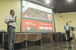 Na apresentação de Sócio-Torcedor, clube prometeu experiências inesquecíveis para os torcedores.(Foto: Arquivo)