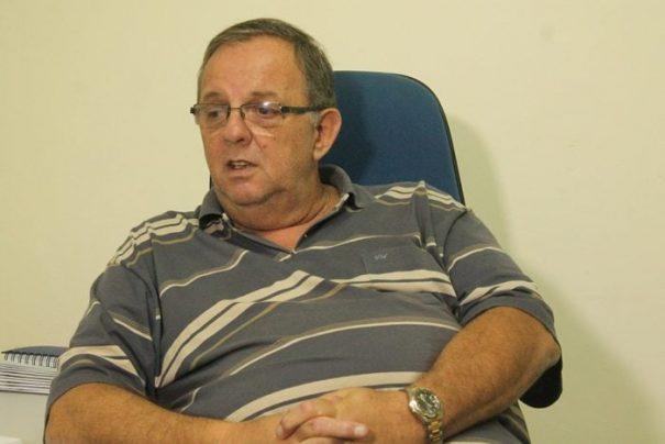 Emílio Wacked, médico de carreira, assumiu a Saúde no começo de fevereiro (Foto: Ana Paula Meneghetti)