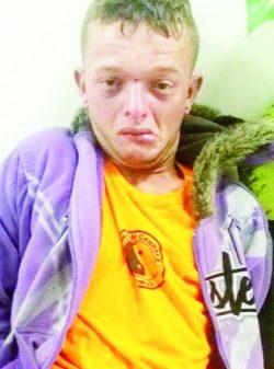 Luis Felipe da Silva, 19 anos, foi levado para a cadeia de Itapira (Foto: Divulgação)