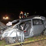 Jovens morrem em grave acidente no Morro do Tiro de Guerra, em Mogi Guaçu