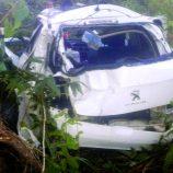 Jovens continuam internados em estado grave após acidente