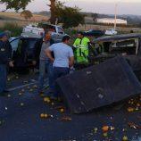 Acidente na Rodovia SP-147 deixa um morto e três pessoas ficam feridas