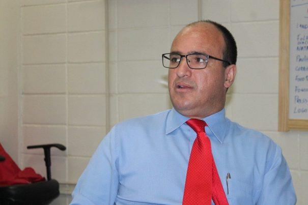 Luiz Henrique de Oliveira, presidente do Mogi Mirim, enfrenta uma crise no clube. (Foto: Arquivo)