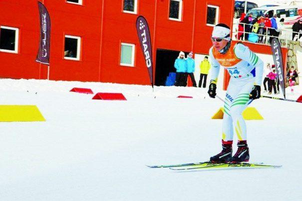 Competindo na Mirlene obteve sua melhor marca na temporada em uma prova distance. (Foto: Divulgação)