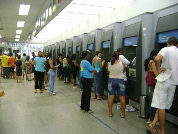 Aumento dos crimes em agências bancárias motivou projeto (Foto: Divulgação)