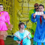 Vamos Salvar o Planeta: teatro de graça para as crianças em Mogi