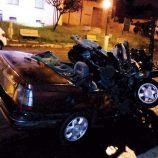 Colisão entre carro e carreta deixa dois mortos, na Rodovia SP-147