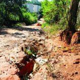 Com estrada precária, nem ambulância chega até a Chácara Bela Vista