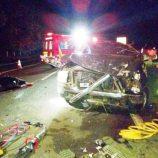 Duas pessoas morrem e uma fica gravemente ferida em acidente na Rodovia SP-147