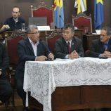 Câmara Municipal acorda revogar reajuste de salários para vereadores