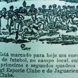 Reminiscências Esportivas, ano de 1946, por Nelson Patelli Filho