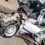 Guaçuano de 29 anos morre após colidir Gol na traseira de caminhão, na Rodovia SP-147