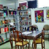Biblioteca do Pró-Idoso foi inaugurada no mês em que se comemora o Dia do Idoso