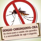 Casos confirmados de dengue sobem para 1.468; notificações, para 4.811