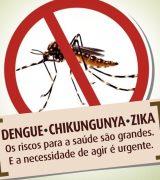 Vigilância em Saúde de Mogi registra 13 novos casos de dengue em uma semana