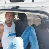 Após assalto a banco, homem é preso e malote recuperado pela polícia
