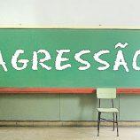 Maioria dos professores da rede estadual já sofreu violência nas escolas